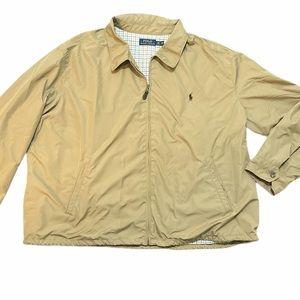 POLO Ralph Lauren Men's Waterproof Wind Jacket